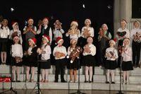 """Ziemassvētku ieskaņas koncerts """"Šai naktī zvaigznes snieg"""""""