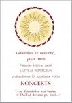 Latvijas valsts dzimšanas dienas koncerts