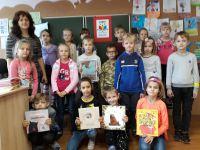Projekts ''Mūsu mazā bibliotēka''