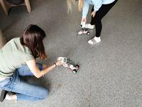 Aprobācijas nodarbības robotikā