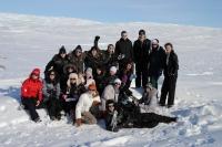 Vaiņodes vidusskolas  9. – 12. klašu jauniešu apmaiņas vizīte Grenlandē.